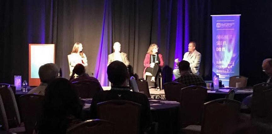 Panel at IIeX North America