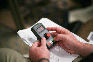 dial testing for the presidential debate