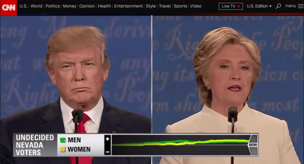 cnn final presidential debate
